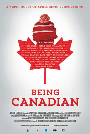 BeingCanadiansmposter